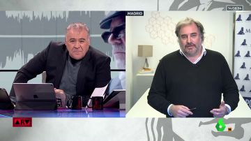 Antonio García Ferreras y Joaquín Vidal