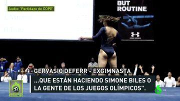 """Gervasio Deferr, crítico con el ejercicio viral de la gimnasta Katelyn Ohashi: """"Es show"""""""