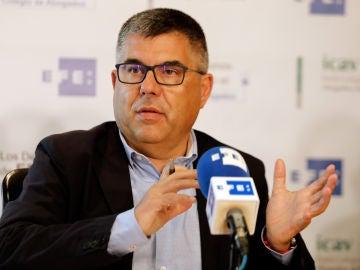 El delegado del Gobierno en la Comunitat Valenciana, Juan Carlos Fulgencio.