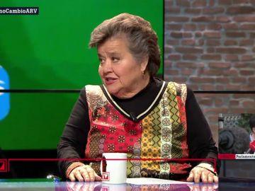 La tajante respuesta de Cristina Almeida a Vox
