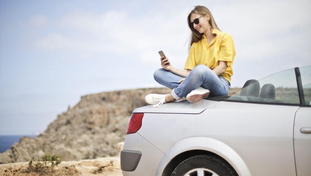 """Vender un coche siendo chica y recibir mensajes como """"¿vienes tú incluida?"""""""