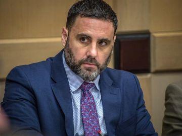 Pablo Ibar durante el juicio.