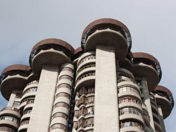 Edificio Torres Blancas