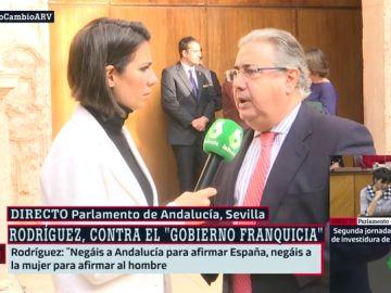 Ana Pastor y Juan Ignacio Zoido