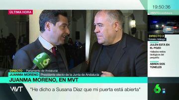 Juanma Moreno y García Ferreras