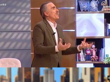"""El 'zasca' de un espectador a Juan y Medio: """"Que se vaya a tomar por culo Canal Sur"""""""