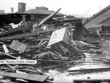 La tragedia más dulce de la historia ocurrió en Boston el 15 de enero de 1919