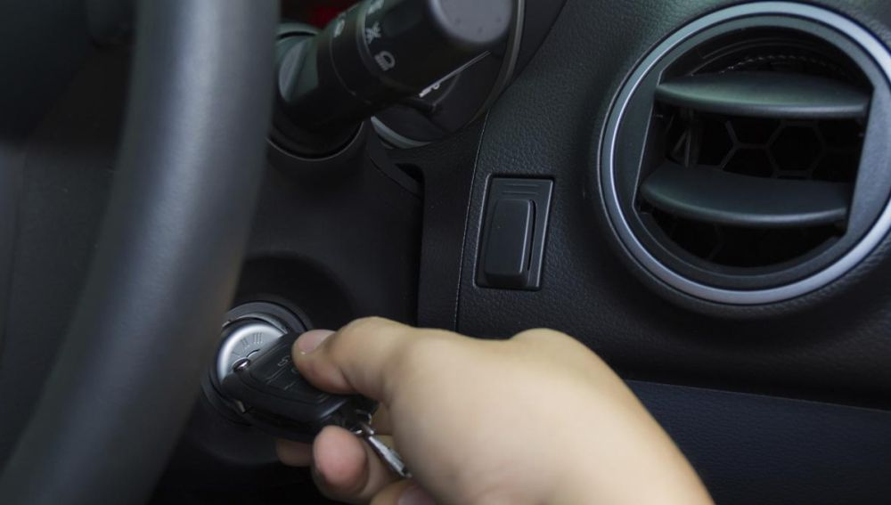 Arrancando tu coche