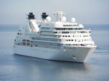 Imagen de archivo de un crucero