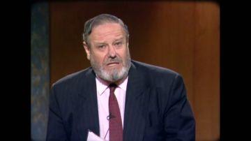 Mercedes Milá, Jesús Hermida o José Luis Balbin: estas fueron las caras que impulsaron los debates en televisión en 1990