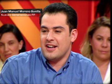 Ana Pastor descubre dónde estaba Moreno Bonilla en 1990: esto es lo que opinaba del sexo hace 30 años