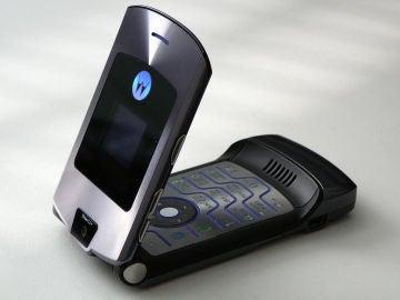 Imagen de archivo Motorola Razr