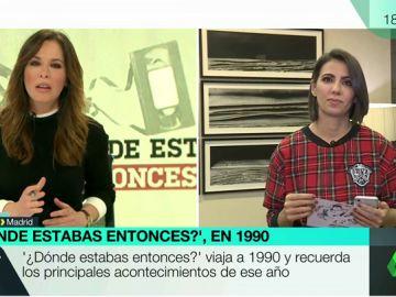 Ana Pastor presenta la nueva temporada de Dónde Estabas Entonces