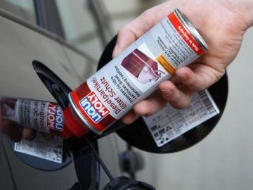 Aditivos para ahorrar combustible