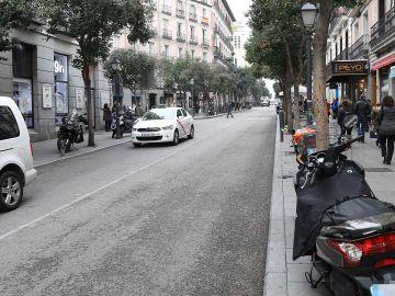 Límite de velocidad en ciudad