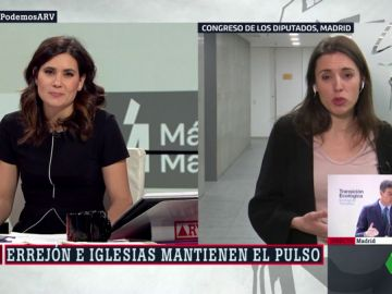 "Montero, sobre si Errejón está fuera de Podemos: ""Es evidente. A alguien que se ha ido no se le puede echar"""