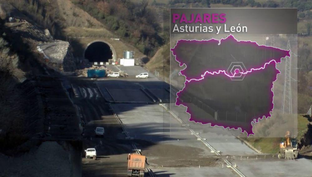 Un repaso por las obras del AVE en Pajares: el precio de atravesar una montaña a base de faraónicos túneles