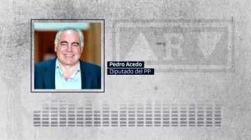"""Así presenta Acedo (PP) a la candidata a la alcaldía de Mérida: """"Unos van a los bares y ella atendía a sus hijos, que es lo correcto"""""""