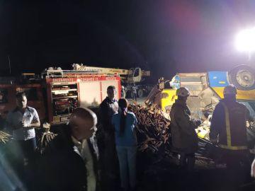 Un tornado causa tres muertos y numerosos daños materiales en La Habana