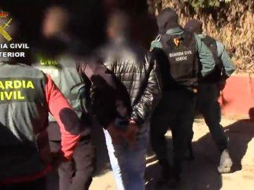 Cinco detenidos por tráfico de menores que captaban en centros de acogida