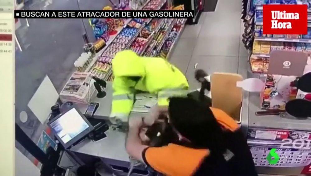 Atraco en una gasolinera de Mallorca