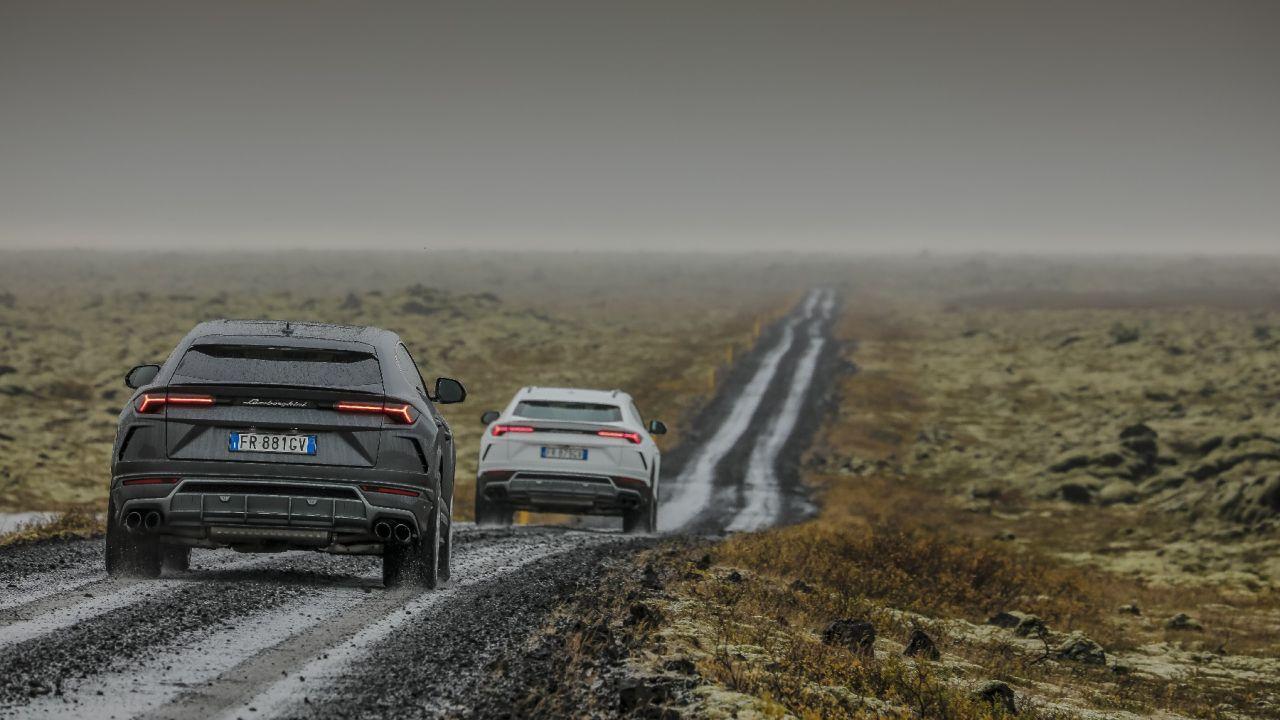 Lamborghini Urus Off-Road pack, listo para no volver a pisar la carretera