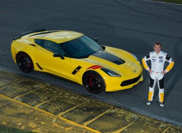 Corvette Drivers Series