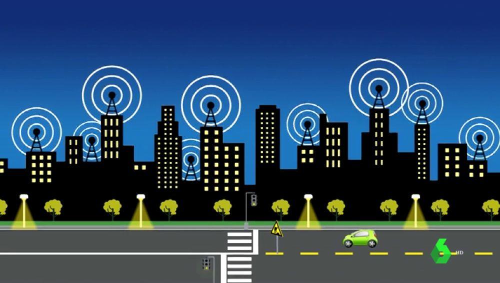 Descubren cómo convertir la señal wifi en electricidad: podría hacer que los móviles se carguen solos en la calle