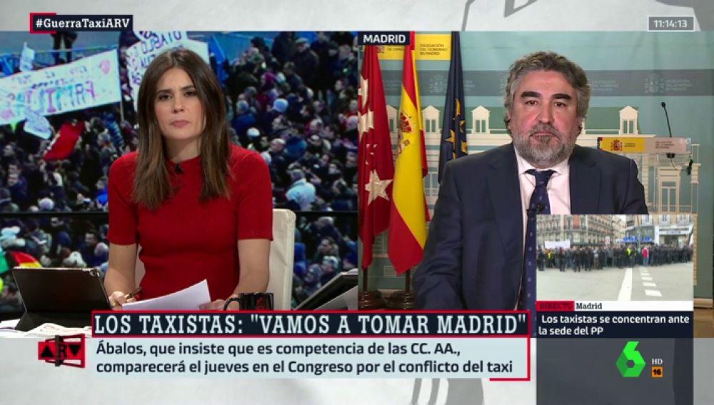 José Manuel Rodríguez Uribes, delegado del Gobierno en Madrid