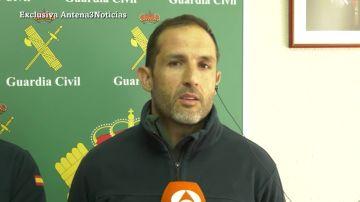 """Francisco Maturana, el agente que encontró a Julen en el pozo: """"Un guardia civil claro que llora, tenemos corazón"""""""