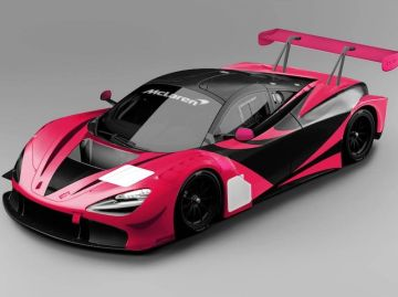 McLaren Team Goh 720S Super Taikyu 2019