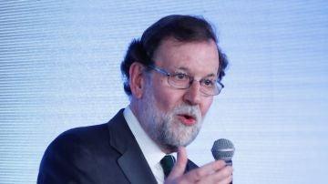 El expresidente del Gobierno, Mariano Rajoy, en una imagen de archivo