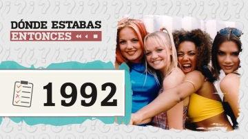 ¿Cuánto sabes del año 1992? Demuéstralo en este test
