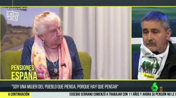 La pensionista Paquita