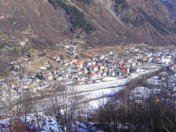 Locana, Piamonte.