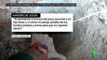 """VÍDEO REEMPLAZO   La declaración del padre de Julen ante la Guardia Civil: """"Escuché a mi hijo llorar dentro del pozo, le hablé para tranquilizarle"""""""