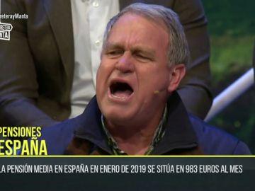 Antonio, pensionista