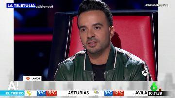 Luis Fonsi revela quién es su favorito para ganar la final de 'La Voz'