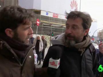 Gonzo y Rafael Mayoral