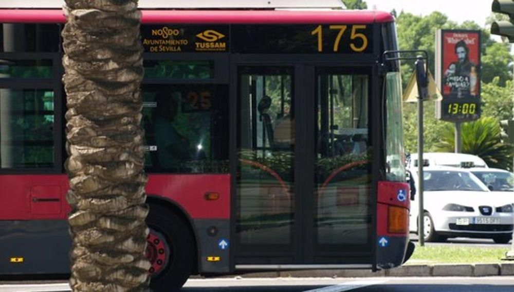 Autobús Tussam