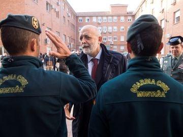 El director de la Guardia Civil, Félix Azón