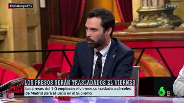 El presidente del Parlament de Catalunya