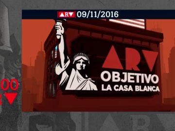 ARV cumple 2.000 programas: el día en que Donald Trump llegó a la Casa Blanca