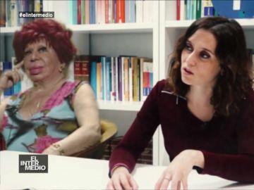"""#VídeosManipulados: Esto es lo que piensan Isabel Díaz Ayuso y Carmen de Mairena sobre la """"dictadura feminista"""""""