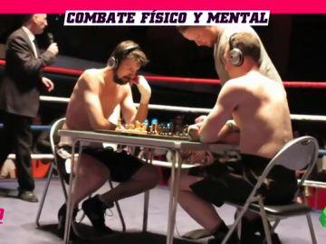 Así es el chess boxing, el deporte que mezcla ajedrez y boxeo