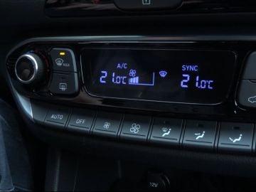 Calentar el coche
