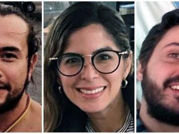 Imagen de los periodistas de Agencia EFE detenidos en Caracas