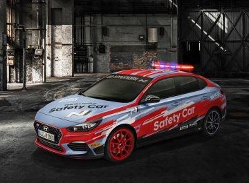 Hyundai i30 Fastback N Worldsbk Safety Car