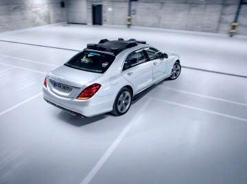 Mercedes-Benz Clase S Cooperativo