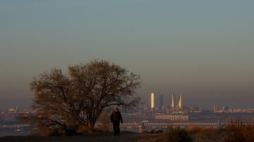 Vista de Madrid desde la periferia